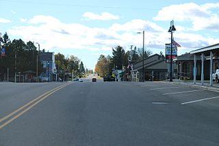 Birchwood, Wisconsin Village in Wisconsin, United States