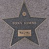 Birmingham Walk of Stars Tony Iommi.jpg