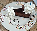 Birthday cake and cream (2381952949).jpg