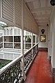 Birthplace Adjacent Veranda Of Swami Vivekananda - First Floor - Swami Vivekanandas Ancestral House - Kolkata 2011-10-22 6103.JPG