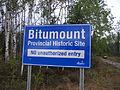 Bitumont Site Board.JPG