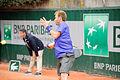 Bjorn Fratangelo 2 - French Open 2015, Qualifs day 2.jpg