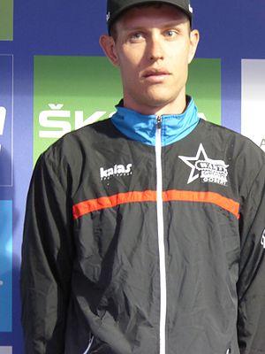 Björn Thurau - Thurau at the 2016 Tour of Britain.