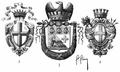 Blasons de Marseille - 1705 (2) - 1810 (3) - 1828 (4).png