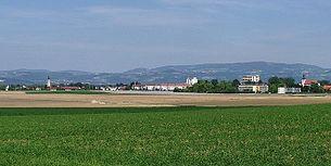 Blick von Süden auf Alkoven