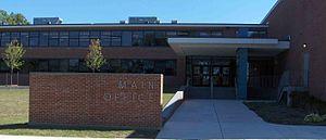 Bloomfield High School (Connecticut) - Image: Bloomfield High School