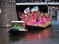 Boat 22 Pink Marrakech, Canal Parade Amsterdam 2017 foto 2.JPG