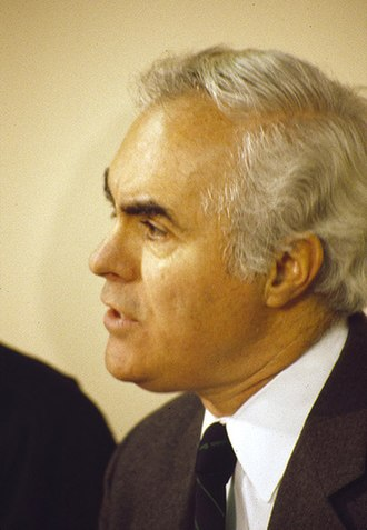 Bob Casey Sr. - Casey campaigning in Pittsburgh, 1986