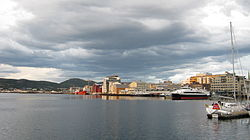 Bodø harbour