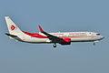 Boeing 737-800 Air Algérie (DAH) 7T-VKB - MSN 34165 1768 - Named Mont de lAssekkrem (6960910470).jpg