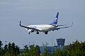 Boeing 737-8FH OK-TVF Travel Service (3512073445).jpg