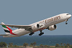 Boeing 777-31H(ER) Emirates A6-ENF (8732071309).jpg