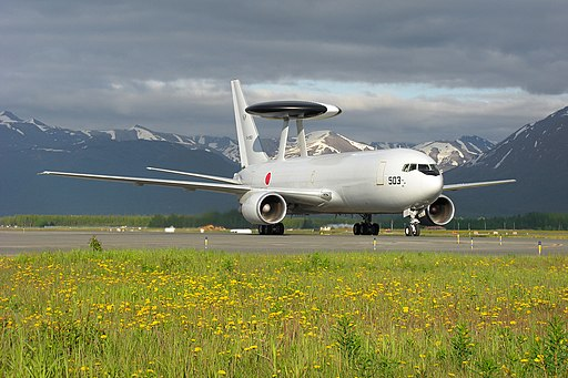 Boeing E-767 (1)