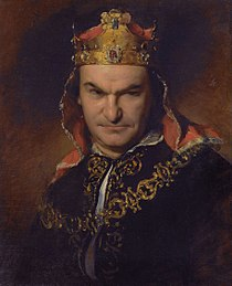 Bogumil Dawison as Richard III by Friedrich von Amerling.jpg