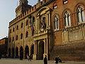 Bologna - Palazzo d'Accursio - Foto Giovanni Dall'Orto 5-3-2005 2.jpg