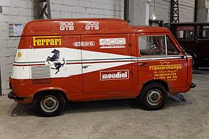 Bonhams - The Paris Sale 2012 - FIAT 900T Ferrari Service Van - 1978 - 001.jpg