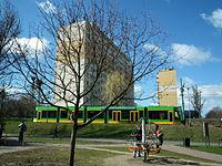 Bonin Poznan tram.JPG