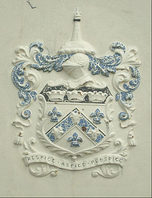 Bootle - Image: Bootle Coat of Arms with Motto