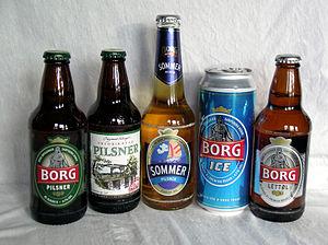 Borg Bryggerier - Beers from Borg Bryggeri