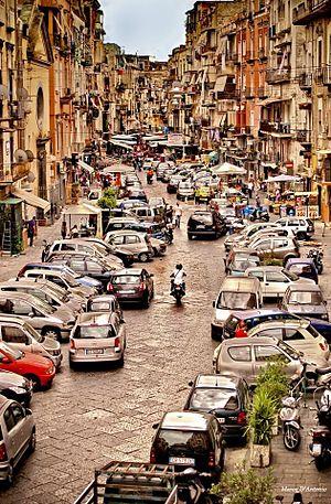 Borgo Sant'Antonio Abate - Borgo di Sant'Antonio Abate.