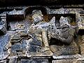 Borobudur - Lalitavistara - 016 S, The King goes to meet the Queen (detail 6) (11247716266).jpg
