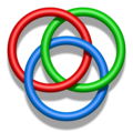 Borromean Rings Illusion (transparent).png