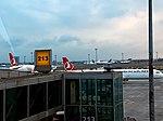 Bosphorus European Airlines Flughafen Istanbul Atatürk Nov 2018 d.jpg