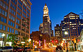 Boston Custom House Tower at Night (4747644118).jpg