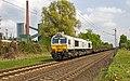 Bottrop (Kokerei Prosper) Class77 247 029-2 Euro Cargo Rail (13851496663).jpg