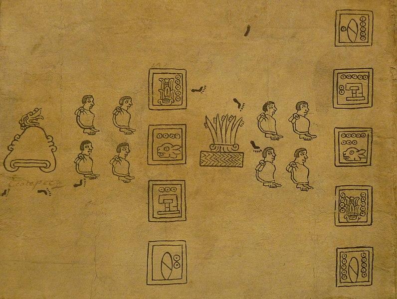 File:Boturini Codex (folio 12).JPG