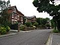 Bourne Avenue, Salisbury - geograph.org.uk - 881540.jpg