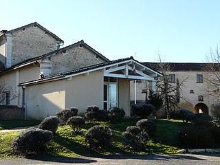 Bourrou Commune in Nouvelle-Aquitaine, France