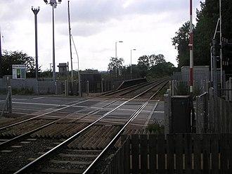 Bow Brickhill railway station - Image: Bow Brickhill Railway Station geograph.org.uk 207365