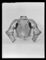 Bröstharnesk. Till Johan IIIs halvrustning. Troligen från 1570-talet - Livrustkammaren - 51584.tif