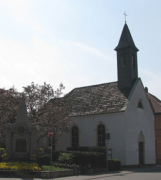 Brühl (Baden) - Protestant church