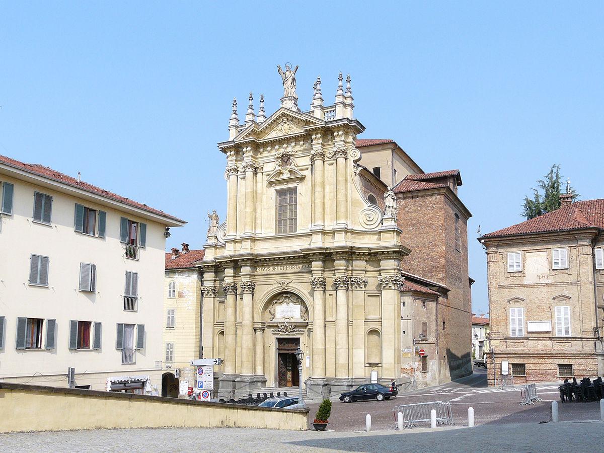 Chiesa di Sant'Andrea (Bra) - Wikipedia