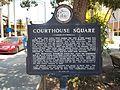 Bradenton FL Courthouse Square marker01a.jpg