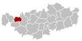 Braine-le-Château Brabant-Wallon Belgium Map.png