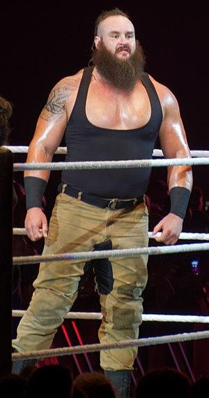 Braun Strowman - Strowman in September 2016