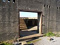 Brean Down - Brean Down Fort Gun Emplacement (geograph 2796501).jpg