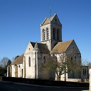 Bréançon Commune in Île-de-France, France