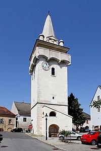 Breitenbrunn - Turm.JPG