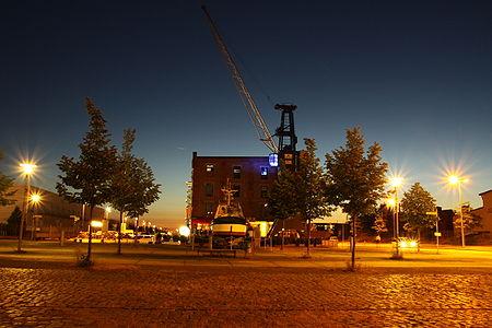 Speicher XI, Harbor Bremen