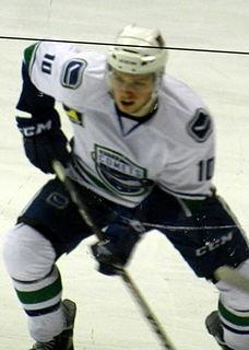 Brendan Gaunce Canadian ice hockey player
