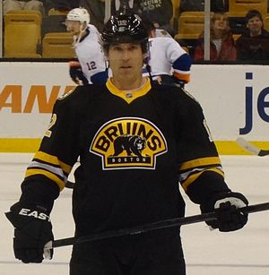 Brian Rolston - Image: Brian Rolston Bruins