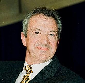 Brian Jones (aeronaut) - Brian Jones in 1999