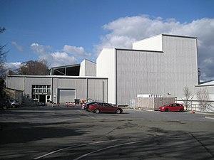 Heathfield, Devon - British Ceramic Tiles factory at Heathfield