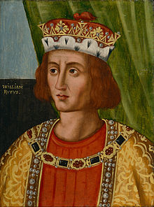 British School - William Rufus - Google Art Project.jpg