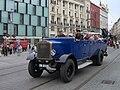 Brno, 140 let MHD (71), náměstí Svobody, Praga AN Cabrio.jpg