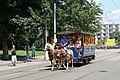 Brno, Moravské nám., BMUE 2013, koňka č. 6 (2013-06-15; 01).jpg